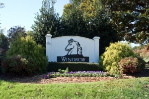 Windrow Entrance